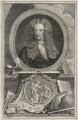Sir Isaac Newton, by Jacobus Houbraken, after  Sir Godfrey Kneller, Bt - NPG D30979