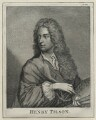 Henry Tilson, by Thomas Chambers (Chambars) - NPG D30983