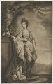 Anne (née Luttrell), Duchess of Cumberland and Strathearn, by and published by Henry Bryer - NPG D33039