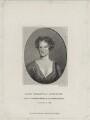 Lady Henrietta ('Harriett') Berkeley, by Henry Richard Cook, published by  Silvester Harding, after  George Perfect Harding, after  Sir Godfrey Kneller, Bt - NPG D31000