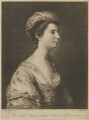 Maria (née Walpole), Duchess of Gloucester and Edinburgh, by Richard Houston, after  Sir Joshua Reynolds - NPG D33042