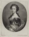 Madam Baker, by John Smith, after  Sir Godfrey Kneller, Bt - NPG D31016