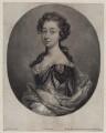 Madam Baker, by John Smith, after  Sir Godfrey Kneller, Bt - NPG D31017