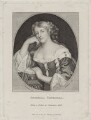 Arabella Godfrey (née Churchill), by William Pengree Sherlock, published by and after  Silvester Harding - NPG D31024