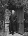 William Henry Beveridge, 1st Baron Beveridge, by Topical Press - NPG x88330