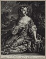 Lucy Loftus (née Brydges), Viscountess Lisburne, published by Alexander Browne, after  Sir Peter Lely - NPG D31029