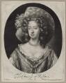 Elizabeth Fitzgerald (née Jones), Countess of Kildare, by John Smith, published by  Edward Cooper, after  Willem Wissing - NPG D31033