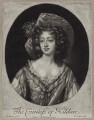 Elizabeth Fitzgerald (née Jones), Countess of Kildare, by Robert Williams, published by  Edward Cooper, after  Willem Wissing - NPG D31034