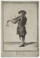 Hugh Massey, after Marcellus Laroon, by  John Savage - NPG D31039