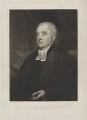 Josiah Pratt, by Samuel William Reynolds, published by  Dobbs & Co, after  Henry Wyatt - NPG D9240