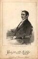 George Hunn Nobbs, by Henry Adlard, after a daguerreotype by  William Edward Kilburn - NPG D9242