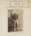François (Ferdinand Philippe Louis Marie) d'Orléans, Prince de Joinville, by Camille Silvy - NPG Ax50097