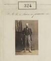 François (Ferdinand Philippe Louis Marie) d'Orléans, Prince de Joinville, by Camille Silvy - NPG Ax50098