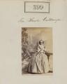 Hon. (Frances) Blanche Anne Feilden (née Gough-Calthorpe), by Camille Silvy - NPG Ax50151