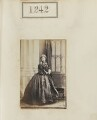 Eliza Price Noble (née Campbell), Lady Otway (later Mrs Leathem), by Camille Silvy - NPG Ax50674