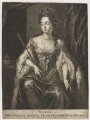 Queen Mary II, published by Nicolaes Visscher II - NPG D31073