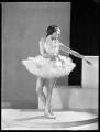 Helen ('Bunty') Kelley (later Bernstein) in 'Beauty & the Beast', by Bassano Ltd - NPG x153378