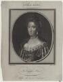 Queen Mary II, by John Goldar, after  Sir Godfrey Kneller, Bt - NPG D31077