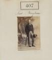 Charles George Bingham, 4h Earl of Lucan, by Camille Silvy - NPG Ax50157