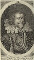 George Villiers, 1st Duke of Buckingham, after Michiel Jansz. van Miereveldt - NPG D33056