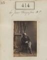 Sir James Fergusson of Kilkerran, 6th Bt, by Camille Silvy - NPG Ax50161