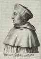 Thomas Wolsey, after Unknown artist - NPG D33082