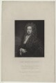 John Somers, Baron Somers, by Thomas Anthony Dean, published by  Charles Knight, after  Sir Godfrey Kneller, Bt - NPG D31092