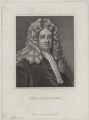 John Somers, Baron Somers, by Innocenzo Geremia, published by  John Scott - NPG D31093