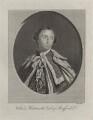 William Wentworth, 2nd Earl of Strafford, by James Heath, after  Sir Joshua Reynolds - NPG D31111