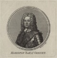 George Hamilton, 1st Earl of Orkney, by Guillaume Philippe Benoist, after  Martin Maingaud - NPG D31115