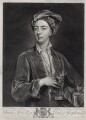 Charles Fitzroy, 2nd Duke of Grafton, by John Faber Jr, after  Sir Godfrey Kneller, Bt - NPG D33094