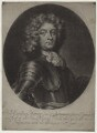 Henri de Massue de Ruvigny, 1st Earl of Galway, by John Simon, after  P. de Graves, published by  Edward Cooper - NPG D31117