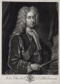 John Churchill, 1st Duke of Marlborough, by John Faber Jr, after  Sir Godfrey Kneller, Bt - NPG D33096