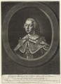 King George III, by Charles Spooner, published by  Robert Sayer - NPG D33139