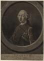 King George III, by Richard Houston, after  Henry Robert Morland - NPG D33141