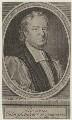 John Tillotson, by Robert White, after  Sir Godfrey Kneller, Bt - NPG D31120