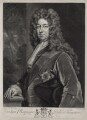 Evelyn Pierrepont, 1st Duke of Kingston, by John Faber Jr, after  Sir Godfrey Kneller, Bt - NPG D33098