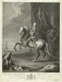 King George III, by Bernard Baron, after  Josef Anton Adolph - NPG D33150