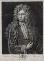 Charles Montagu, 1st Duke of Manchester, by John Faber Jr, after  Sir Godfrey Kneller, Bt - NPG D33100