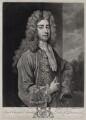 Lionel Sackville, 1st Duke of Dorset, by John Faber Jr, after  Sir Godfrey Kneller, Bt - NPG D33101