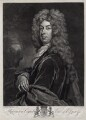 Algernon Capel, 2nd Earl of Essex, by John Faber Jr, after  Sir Godfrey Kneller, Bt - NPG D33105