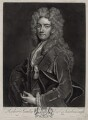Richard Lumley, 2nd Earl of Scarbrough, by John Faber Jr, after  Sir Godfrey Kneller, Bt - NPG D33109