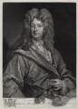 Charles Montagu, 1st Earl of Halifax, by John Faber Jr, after  Sir Godfrey Kneller, Bt - NPG D33111