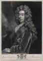 Spencer Compton, Earl of Wilmington, by John Faber Jr, after  Sir Godfrey Kneller, Bt - NPG D33113