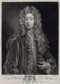 Charles Mohun, 4th Baron Mohun, by John Faber Jr, after  Sir Godfrey Kneller, Bt - NPG D33115