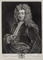 Charles Cornwallis, 4th Baron Cornwallis, by John Faber Jr, after  Sir Godfrey Kneller, Bt - NPG D33116