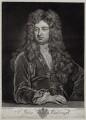 Sir John Vanbrugh, by John Faber Jr, after  Sir Godfrey Kneller, Bt - NPG D33121