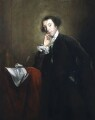Horace Walpole, by Sir Joshua Reynolds - NPG 6520
