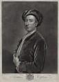 Thomas Hopkins, by John Faber Jr, after  Sir Godfrey Kneller, Bt - NPG D33134