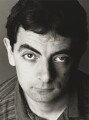 Rowan Atkinson, by Trevor Leighton - NPG x35747
